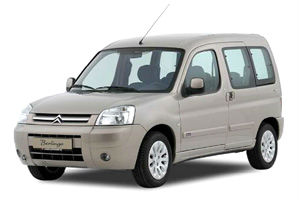 Семейное авто Citroen berlingo