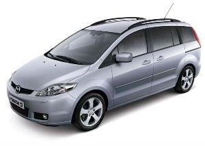 Автомобиль для семьи Mazda5