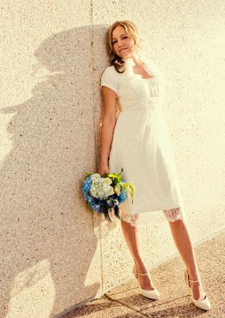 Второй раз замуж платье свадебное