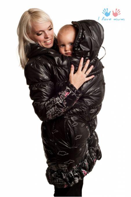 слингокуртка I love mum