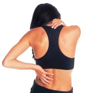 самомассаж спины