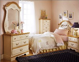 детская комната для юной принцессы