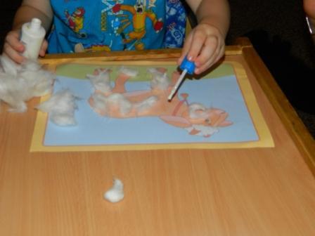 конспект открытых занятий по оригами