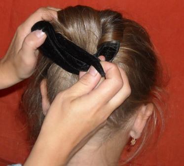 Прически с заколками софиста твиста чародей, нет - краситься нужно на грязные или чистые волосы?