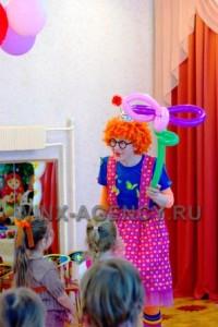 клоуны на дне рождения ребенка