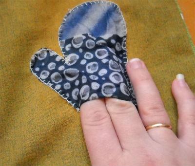 Как сшить развивающий коврик своими руками?