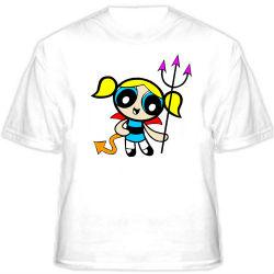 прикольная детская футболка