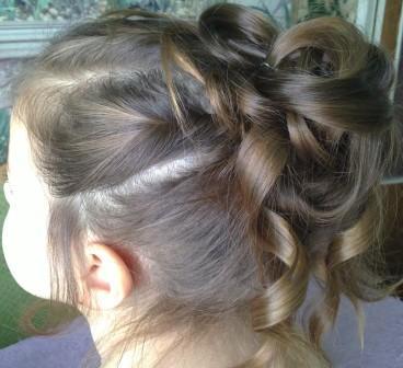 прическа для длинных волос фото
