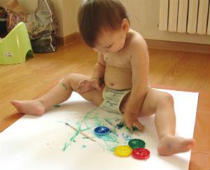 обучение детей рисованию