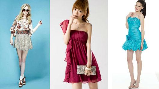 детские новогодние платья 2012