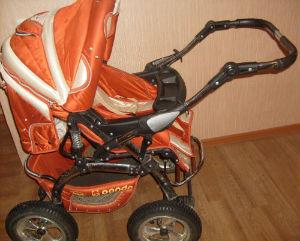отзыв о коляске Adamex Panda