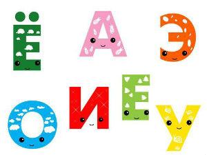 как научить ребенка алфавиту