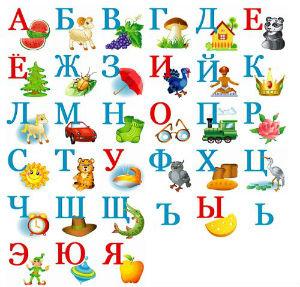 Как ребенка научить азбуке