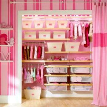 шкаф-примерочная для девочки
