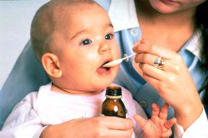 как сбить температуру у ребенка