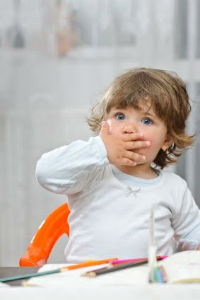 запах изо рта после родов