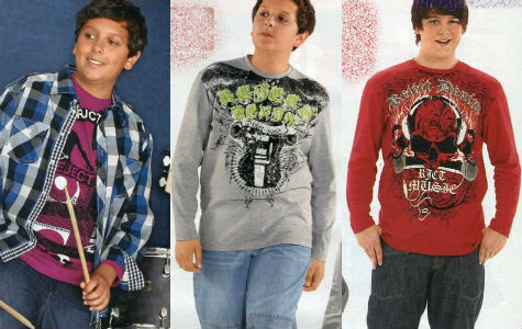 одежда для полных мальчиков-подростков