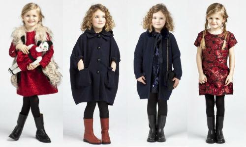 коллекция детской одежды от Lanvin