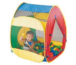 Домик-палатка с мячиками