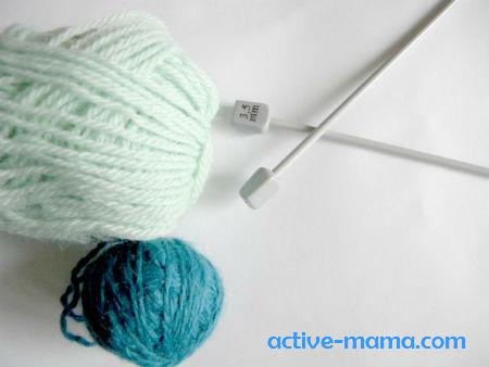 мастеркласс вязание спицами пинетки для лапочкидочки нитки фото 1