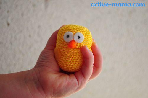 поделка из яйца киндер-сюрприза