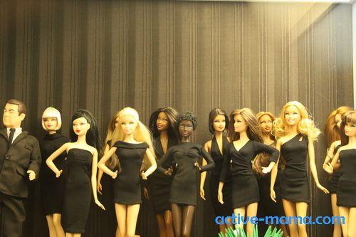 выставка Барби