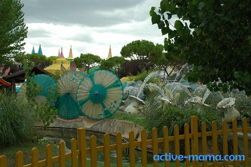 аквапарк в Риччоне