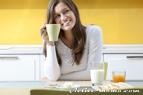 Что можно есть кормящей маме? Правда и вымысел о диете при грудном вскармливании, Активная мама