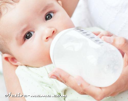 смесь для новорожденного