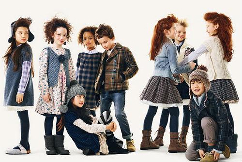 детская мода 2014