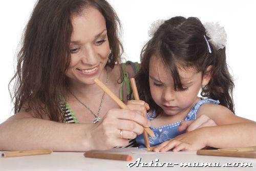 Занятия с ребенком 5 лет