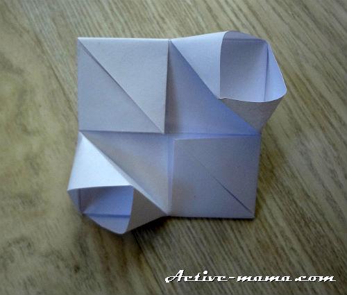 Как сделать кораблик из бумаги? Пошаговая инструкция, Активная мама