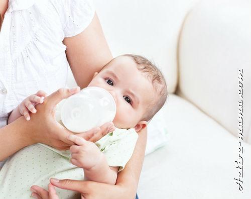 Как отучить ребенка от бутылочки?