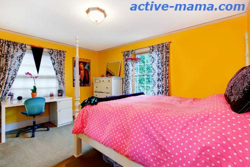 комната для ребенка подросткового возраста