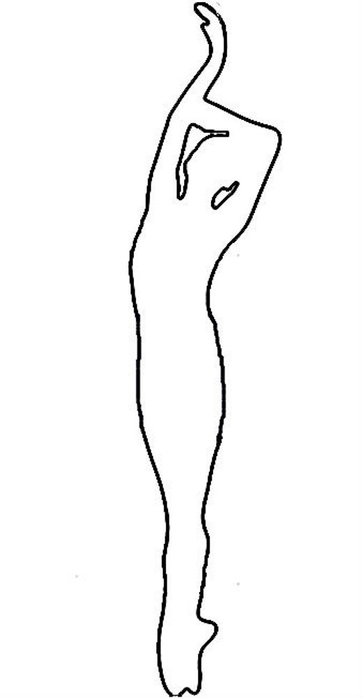 Снежинка балерина из бумаги своими руками фото фото 45