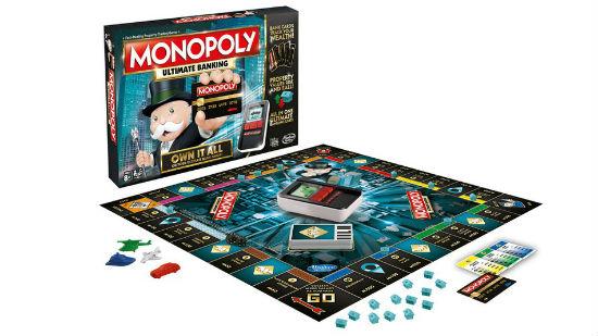Игра монополия правила казино анекдот блондинка в казино