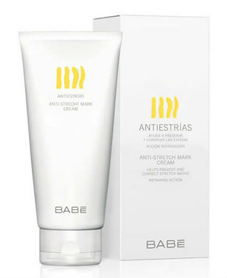 Babe Laboratorios Anti-Stretch Mark Cream