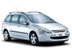 Семейный автомобиль Peugeot 307 SW
