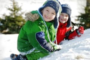 как одевать ребенка в зимнее время
