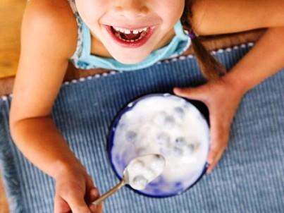 Йогурт домашнего приготовления для детей