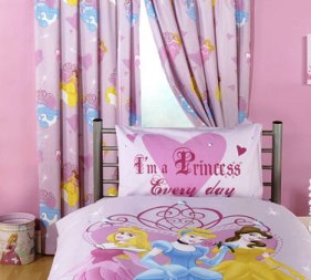 Шторы для детской комнаты девочки фото