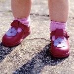 обувь на первые шаги