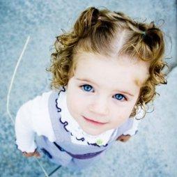 прическа для девочки для коротких волос
