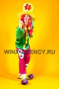 клоун на детский день рождения