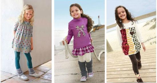 детская мода 2012