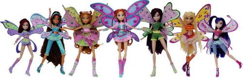 кукла для девочек Винкс
