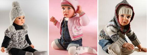модная детская одежда для малышей