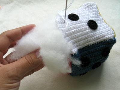 вязаная игрушка своими руками