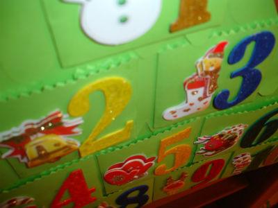 календарь Адвент своими руками