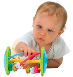 что делать если ребенок 7-8 месяцев не ползает
